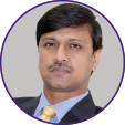 Santanu Dutta, Channel Business Manager SAP India at EIITF 2015,Kolkata