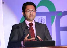 A strong backbone of network connectivity will ease building a Smart City :- Manish Sehgal, Senior Manager, Deloitte