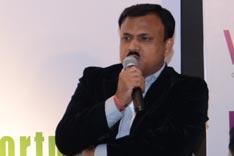 Manjit Nayak at Panel Discussion,  EIITF 2015, KolKata
