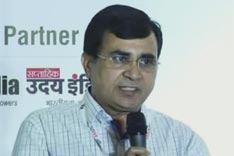 R K Pathak, Director, TCOE at Digital India Conclave 2015