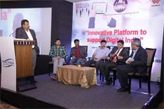 Panel Discussion at 7th SIITF 2016 on Innovative Platform to support Digital India