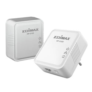 Edimax introduces Nano PowerLine Adapter HP-5103K