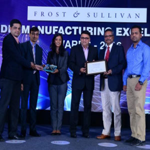 Sterlite Tech bags IMEA 2016 Awards for optical fibre manufacturing