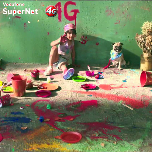 VODAFONE launches SuperNet 4G in Maharashtra