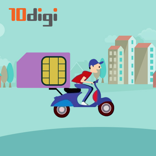 10digi to recruit 10,000 mobile retailers for home delivery of Mobile SIMs