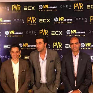 PVR Cinemas launches HP VR Lounge