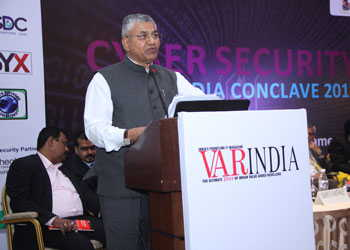 Shri  P P  Chaudhary, MoS for Electronics & IT, Law & Justice, Govt of India