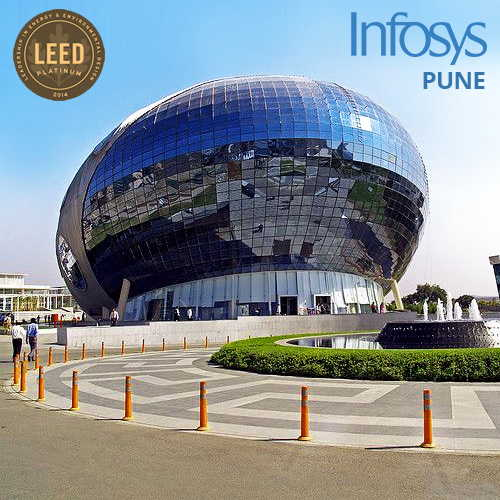 Varindia Infosys Pune Is Largest Campus In The World To