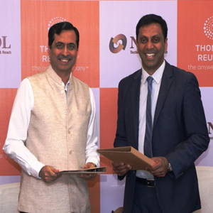 Thomson Reuters, along with NSDL e-Gov, to offer solution for GST