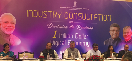 India to be a $1 trillion digital economy in 4 years: Ravi Shankar Prasad