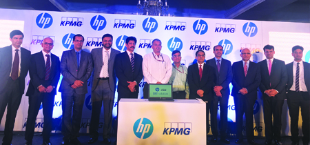 HP introduces GST Solutions with KPMG