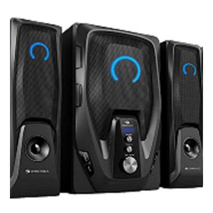 "Zebronics announces ""Mambo"" 4.1 Speakers priced @ Rs.5,353/-"