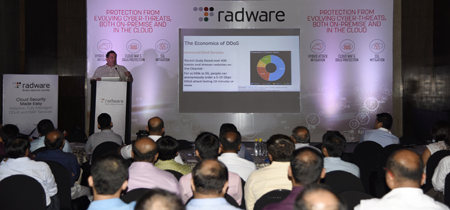Radware conducts multicity knowledge sharing meet