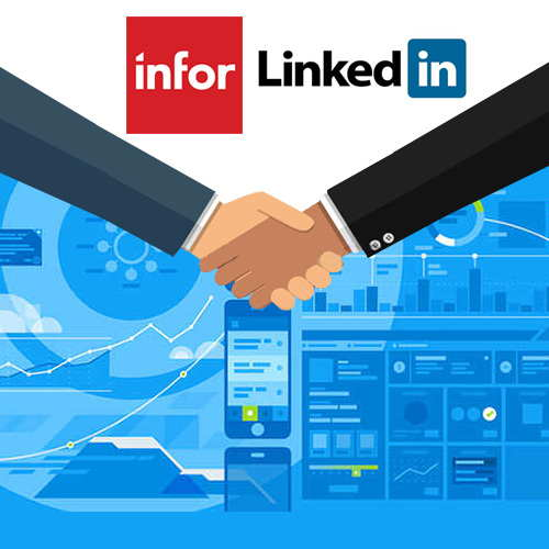 Infor and LinkedIn come together to boost Sales Productivity