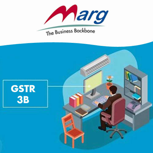 Marg ERP to help businesses file GSTR 3B with new solution