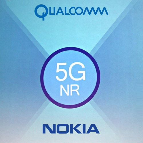 Qualcomm to partner with Nokia over 5G NR trials