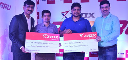 Ziox successfully concludes its Distributor Meet for North East Region
