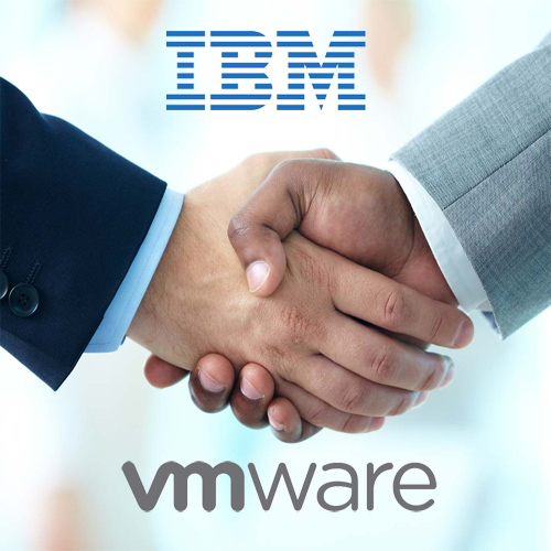 IBM expands partnership with VMware