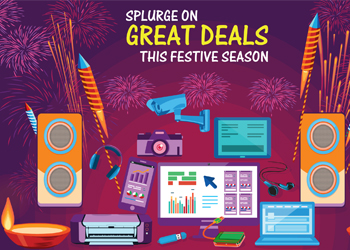 Splurge on great deals this festive season