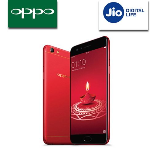 OPPO partners with Jio to offer bonus 4G data of up to 100 GB