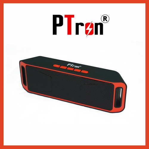 "PTron unveils ""Throb"" Bluetooth Dual Speaker priced at Rs.699"