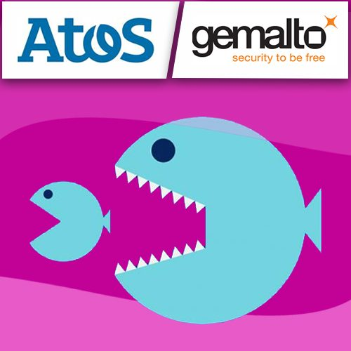 Atos eyes to be a leader in cybersecurity by acquiring Gemalto