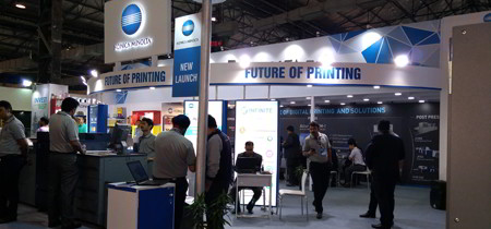 Konica Minolta At PAMEX 2017 With its Next Generation Digital Printing Solutions