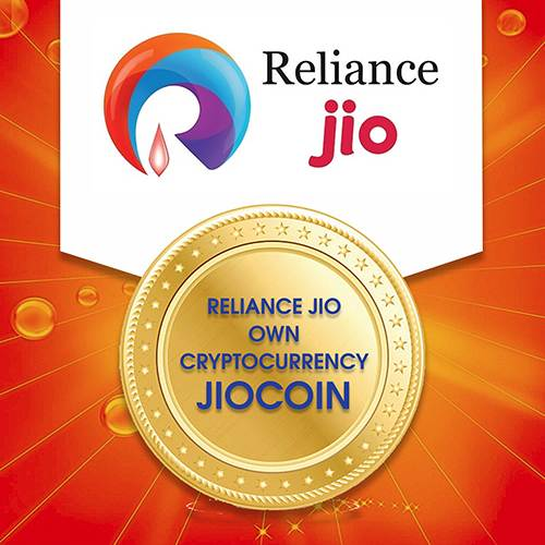 Reliance Jio to develop its own cryptocurrency, JioCoin