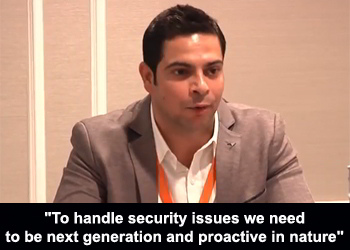 Jaspal Sharma, Technical Head - India & Middle East (Govt, PSU) Radware