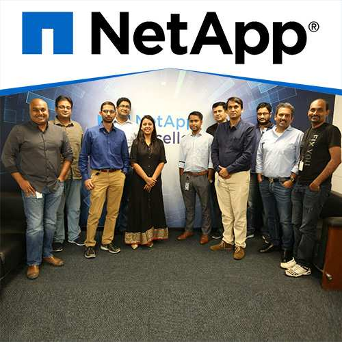 NetApp announces Second Cohort of Startups under its flagship accelerator program