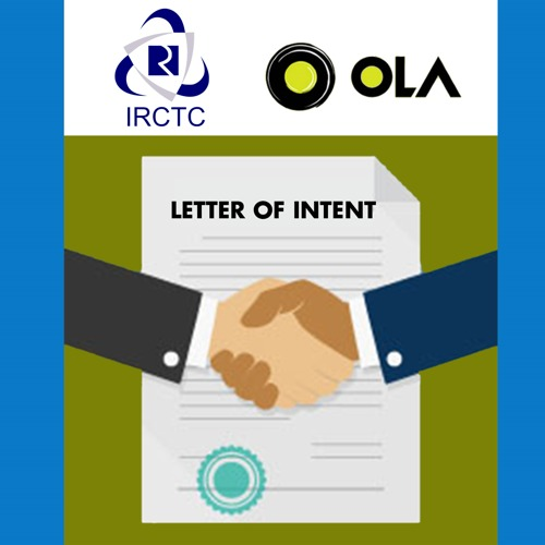 IRCTC and Ola to provide seamless commute to its passengers
