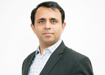 Deepak Pargaonkar, Senior Director - Solutions Engineering Salesforce India