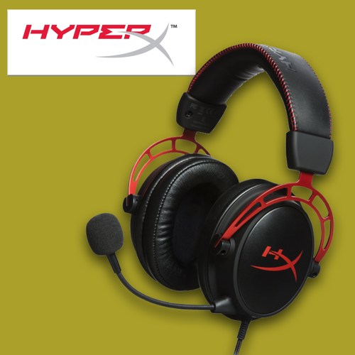 HyperX brings Cloud Alpha Gaming Headset in India