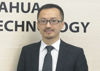 Robbin Shen, Managing Director, Dahua Technlogy India