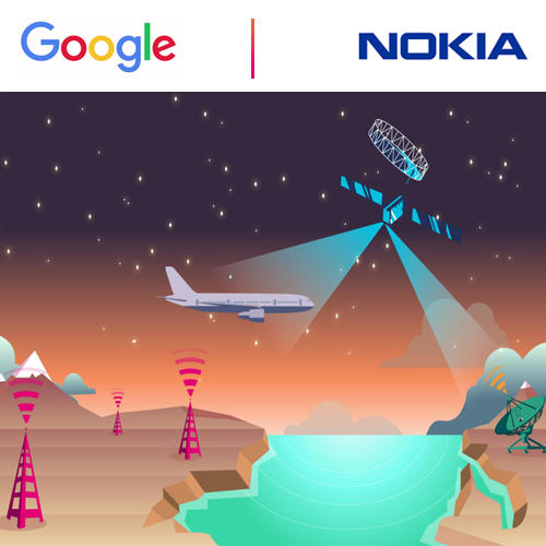 Is Google buying Nokia's inflight broadband system?