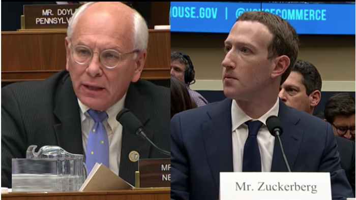 US lawmakers to probe Zuckerberg over Facebook data-privacy contension