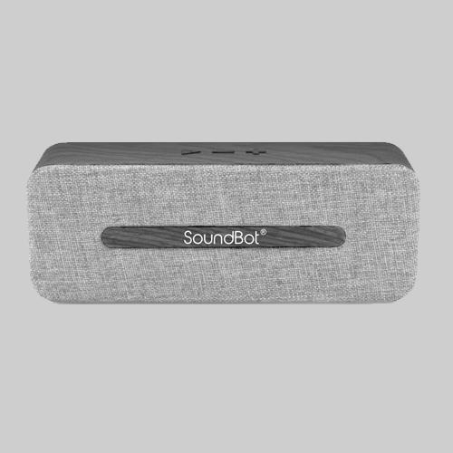 "SoundBot launches ""SB 574"" Bluetooth Wireless Speaker priced at Rs.1,490/-"