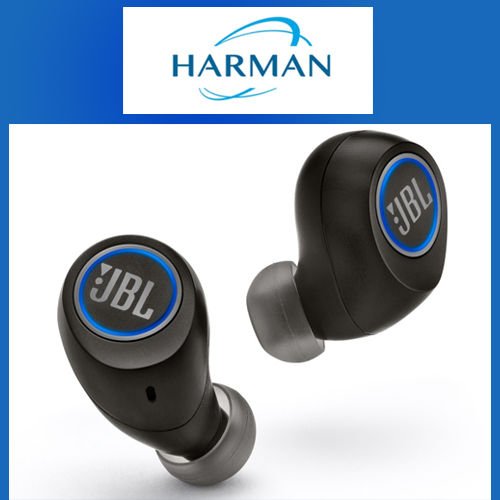 "HARMAN announces ""JBL Free"" Wireless In-Ear Headphones in India"
