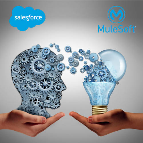 Salesforce acquires MuleSoft to accelerate customers' digital transformations