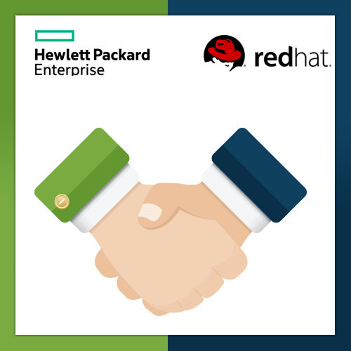 HPE enters into partnership with Red Hat to optimize and accelerate Containers in Production