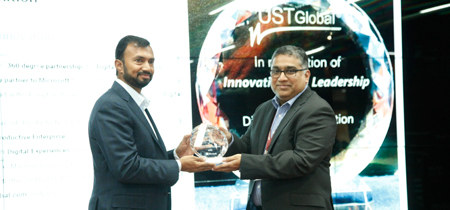 UST Global, along with Microsoft, hosts an initiative to decode future of technology