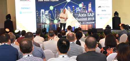 Axis Communications conducted its Annual Partner Summit in Singapore