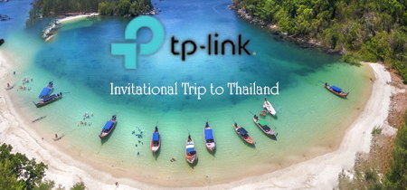 TP-Link organizes a trip to Thailand for its partners