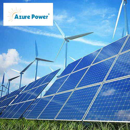 Azure Power wins 160MW Solar Power Project in UP