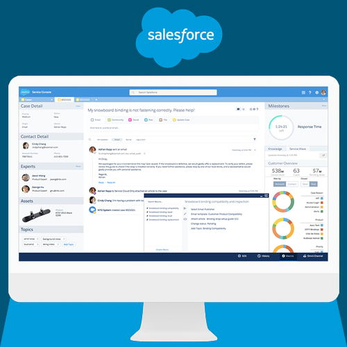 Salesforce introduces Service Cloud Einstein for better customer service