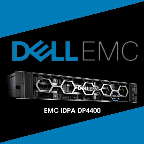 Dell EMC launches new Data Protection solutions – EMCIDPA DP4400