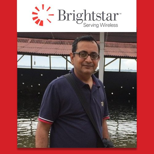 Sanjeev Chhabra is new Director at Brightstar Telecommunications for India business