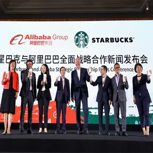 Starbucks and Alibaba Group to transform customer experience in the coffee industry