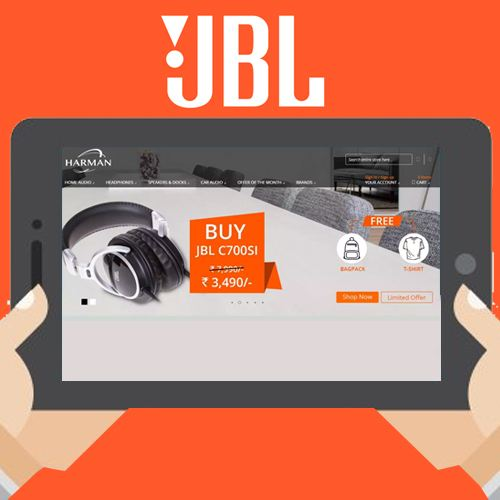 JBL announces its online brand store in India