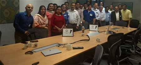 IAMCP successfully concludes its monthly meet